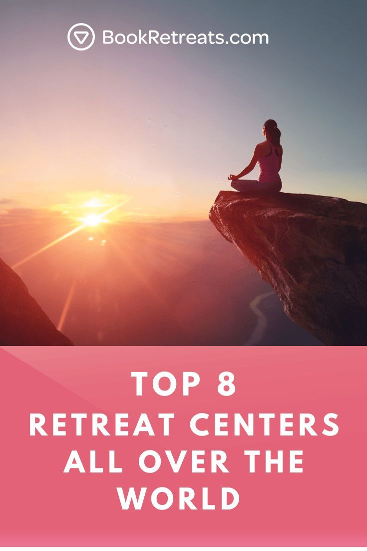Welcome to your top retreat centers all over the world chosen by yoursssss truly!  We are breaking i...