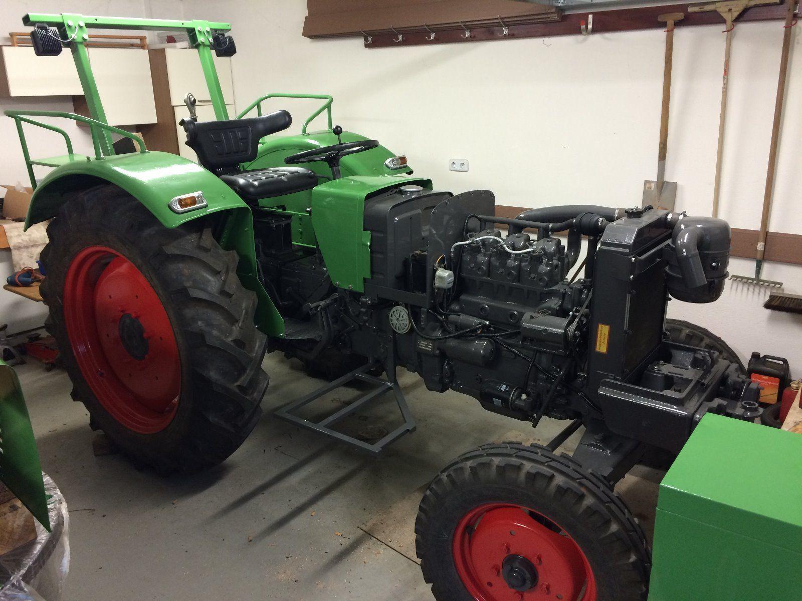 Fendt Farmer 2 E Schlepper Traktor Oldtimer Restauriert Fendt Fendt Farmer Traktor