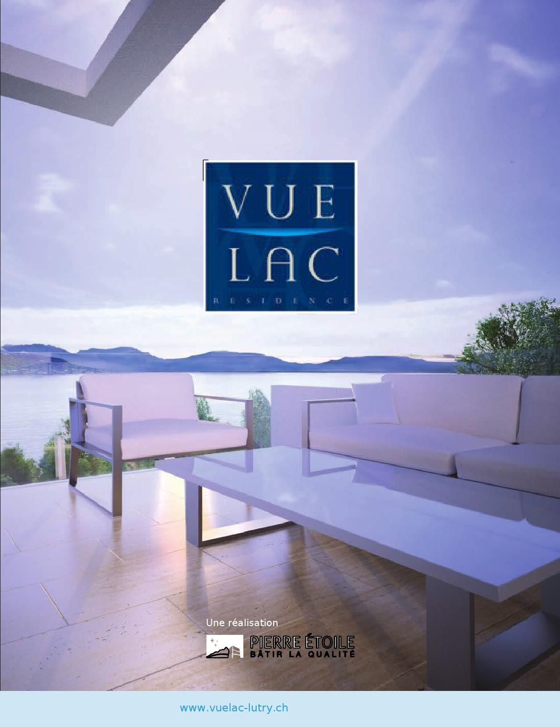 brochure vue lac achat d 39 appartements lutry architecture contemporaine pinterest. Black Bedroom Furniture Sets. Home Design Ideas