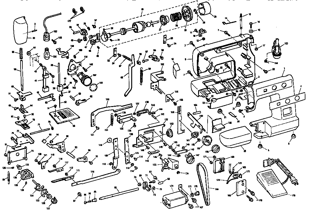 Tremendous Parts Of A Sewing Machine Worksheet Best Sewing Machine Parts Of Wiring Digital Resources Talizslowmaporg