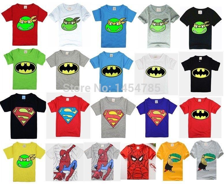 Hot 2015 Nova Criancas Roupas Meninos Meninas Unisex T Shirt Dos Desenhos Animados Criancas Camisetas T Shirt 100 Kids Clothes Boys Kids Outfits Kids Tshirts
