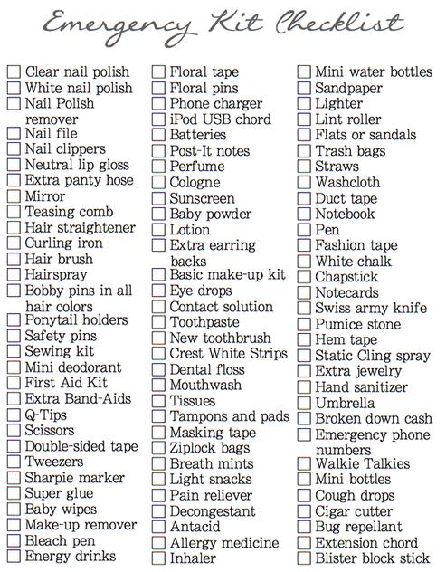 detailed wedding planning checklist