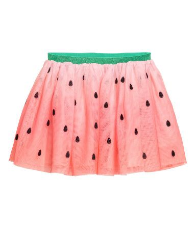 Skirt By H M Kids 1 5 10 Yrs Fashion Kids Outfits Frill Tops