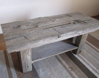 Barnwood Furniture From Old Barn Wood Boards, Rustic Tables, Farmhouse  Bench, Shelves,