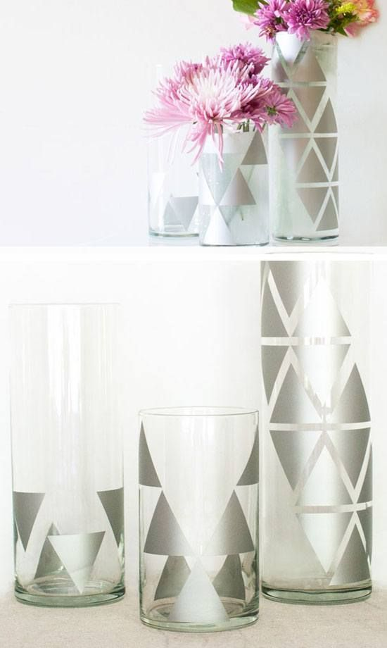 28 Awesome DIY Glass Craft Ideas | Glass craft, Glass and Crafts