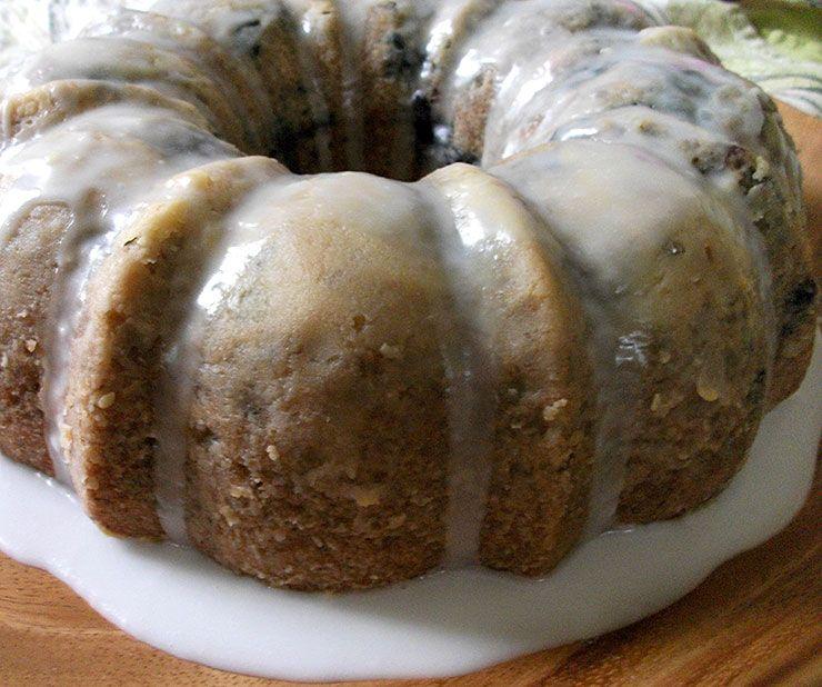 Berry lemon poppy seed bundt cake lemon poppyseed