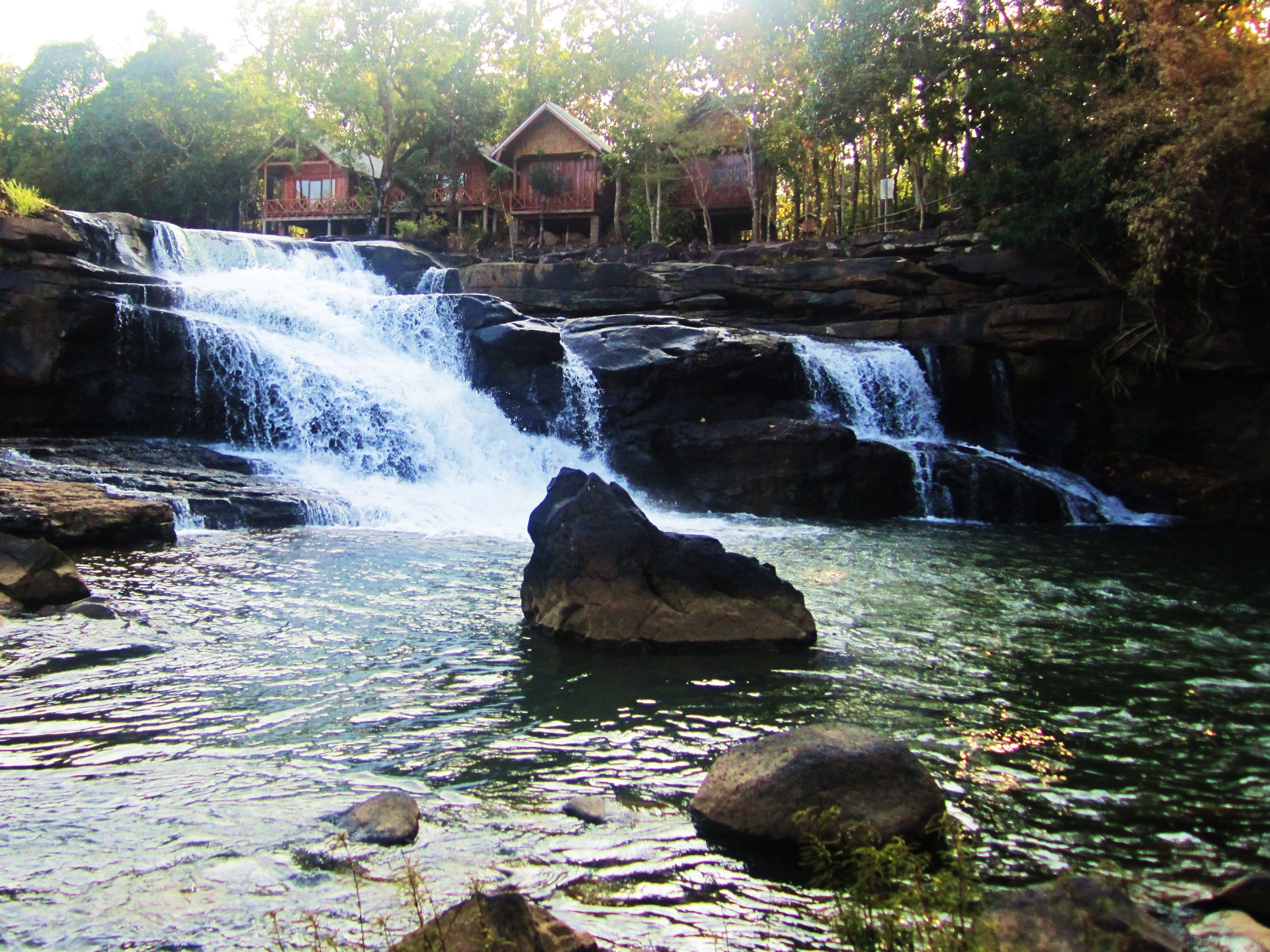 Being Home To Beautiful Waterfalls, And Scenes, Tribe Villages, And