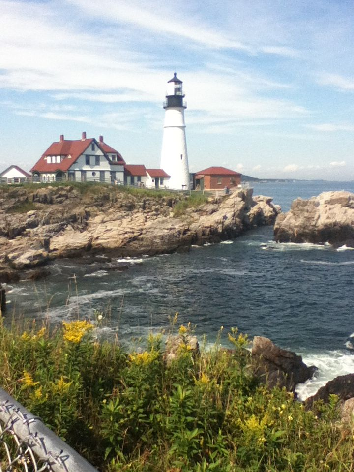 Stupendous Lighthouse In Maine Best Vacations Ever Lighthouse Download Free Architecture Designs Rallybritishbridgeorg