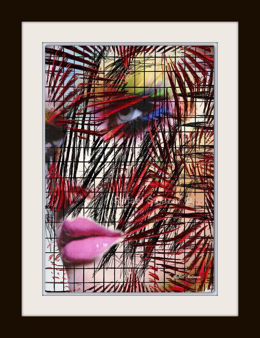 Rafael Salazar Colombian Artist Portraits Copyright 2013