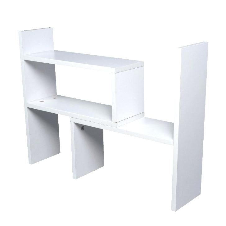 Ikea Desk Top Shelf Winsome Desk Shelving Unit Adjustable Bookshelf Desktop Tidy Organiser Display Sto House Furniture Design White Desk Shelves Bookshelf Desk