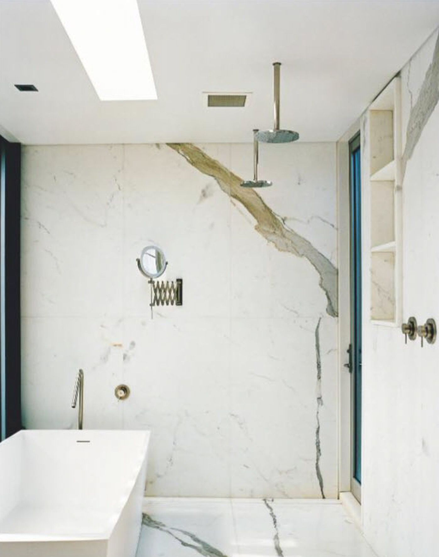 Pin by Gardner/Fox on Wet Rooms | Wet rooms, Free standing ... on Wet Room With Freestanding Tub  id=13675