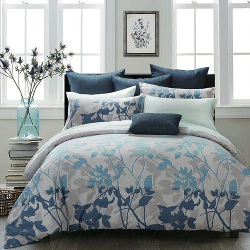 Nightfall Duvet Cover Set Duvet Cover Sets Bed Linens Luxury Bedding Sets