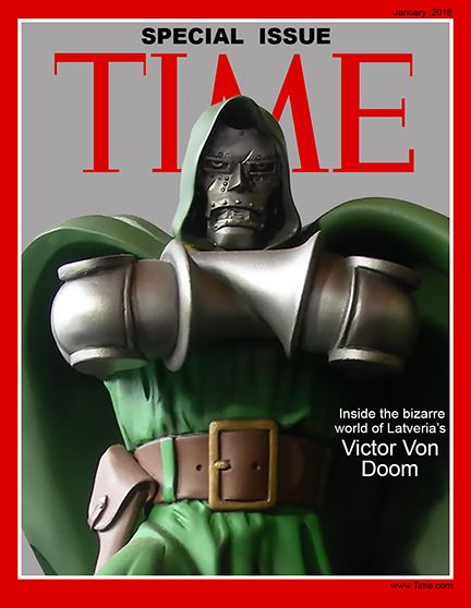 How Magazines Would Look If Superheroes Were Real Time Magazine - Magazines look superheroes real