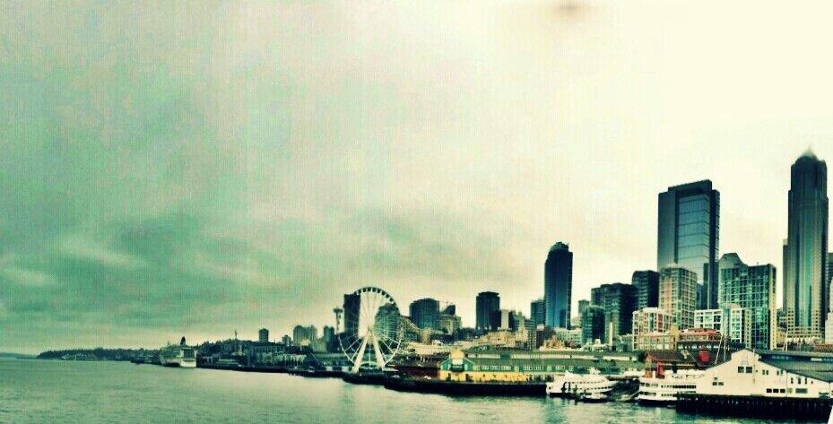 Seatown Skyline.