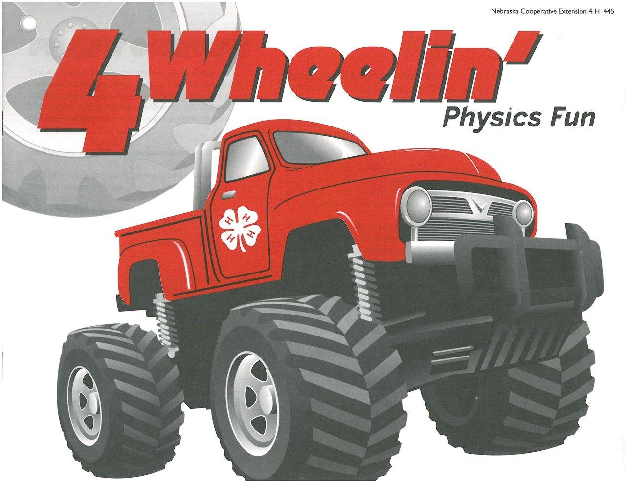 4 Wheelin Physics Fun