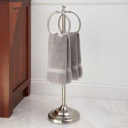 Smithfield Free Standing Towel Ring Towel Towel Rings Bathroom Furniture