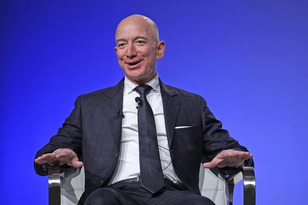 Jeff bezos how much is he worth new york daily news