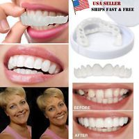 Details About Cosmetic Dentistry Snap On Instant Perfect Smile Comfort Fit Flex Teeth Veneers Perfect Smile Teeth Veneers Teeth Perfect Smile