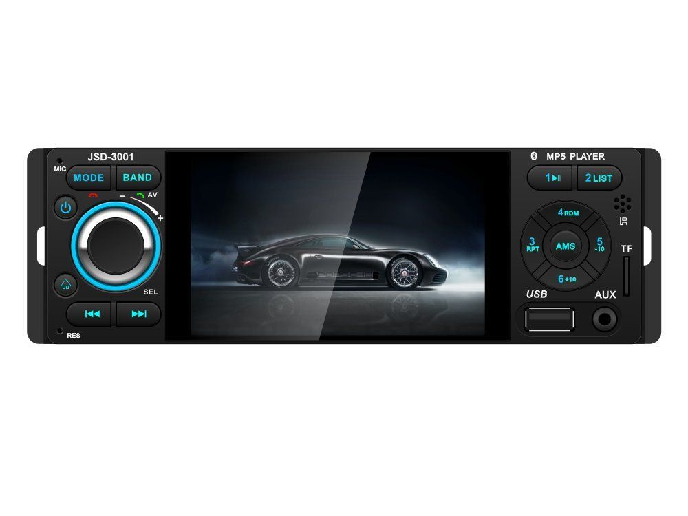 f2172721efda1fd2904e8929d7b2f6a7 car audio,upsztec 4 1inch car radio,1 din car stereo system, mp3  at cos-gaming.co
