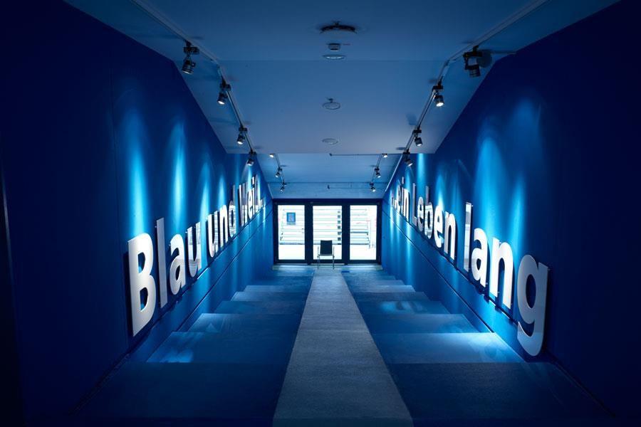 blau und wei ein leben lang schalke s04 pinterest. Black Bedroom Furniture Sets. Home Design Ideas