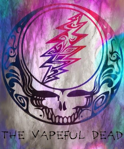 The Vapeful Dead - Reviews of Blue Voodoo, Neptune, and VapeNectar by Mr. E Liquid