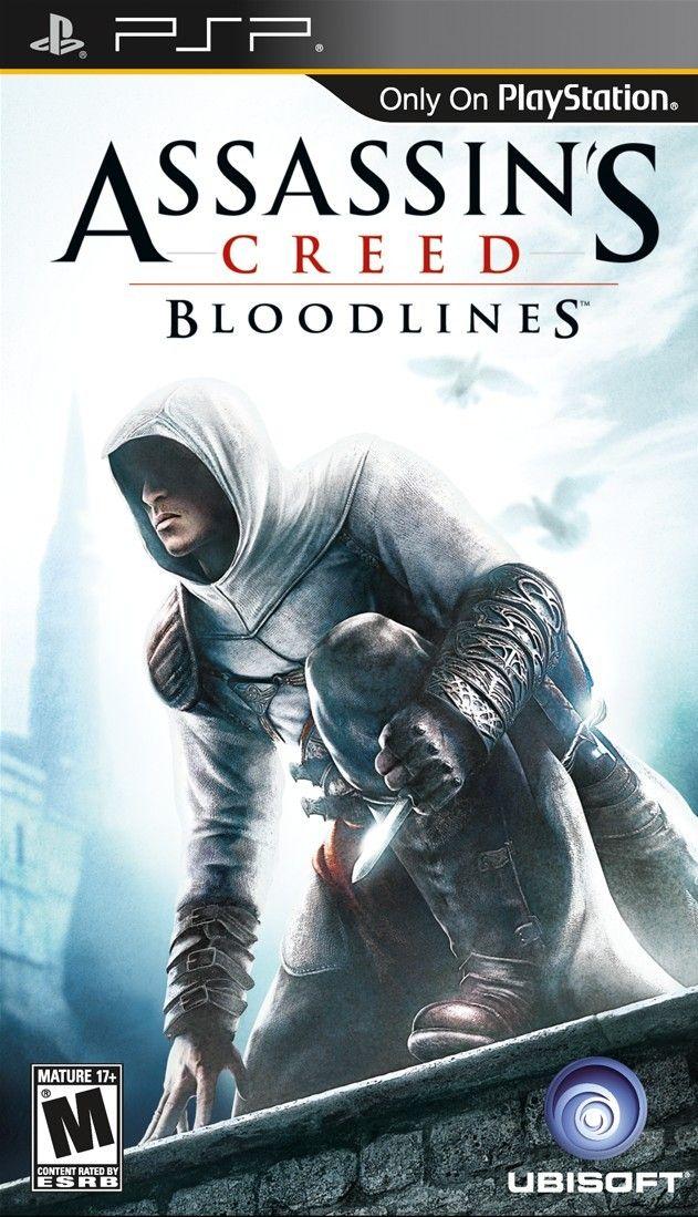 Assassin S Creed Bloodlines Assassins Creed Playstation Jogos