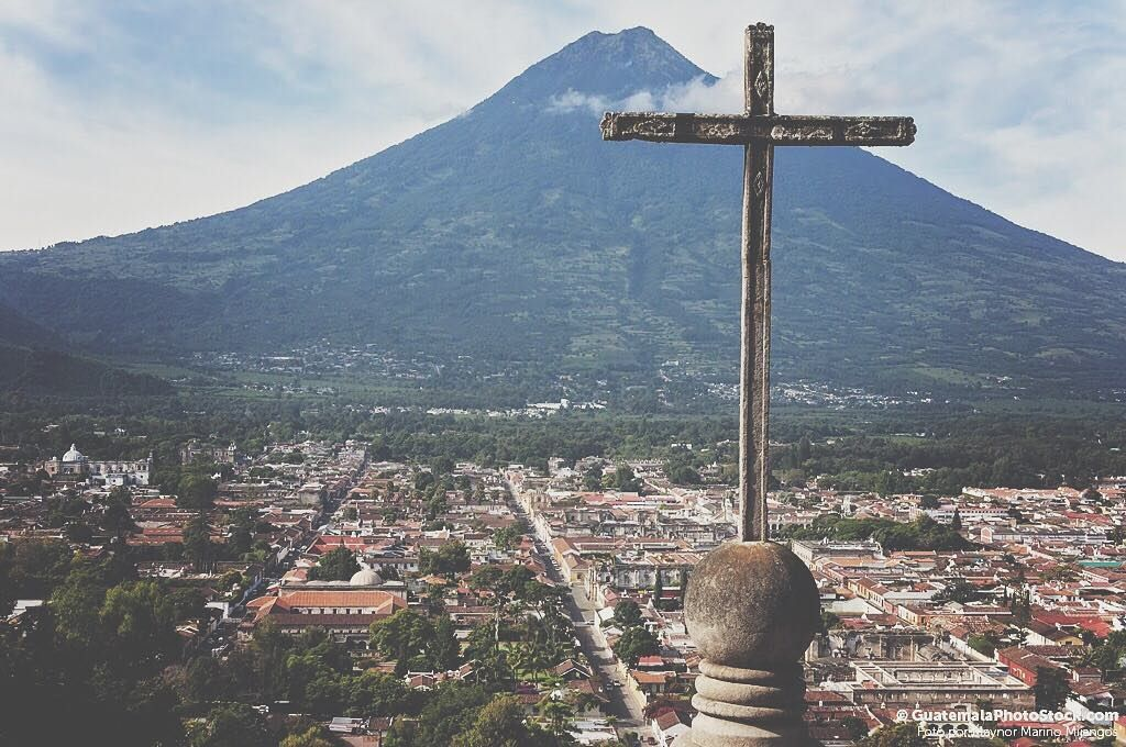 Valle de Panchoy Antigua Guatemala Sacatepéquez. #guatemala ...