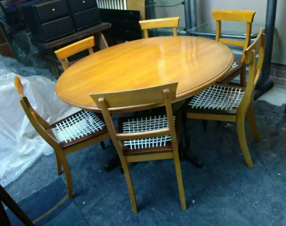 Antique Yellowwood And Imbuia Diningroom Suite Furniture Decor 1059537377 Furniture Decor Furniture Dutch Furniture