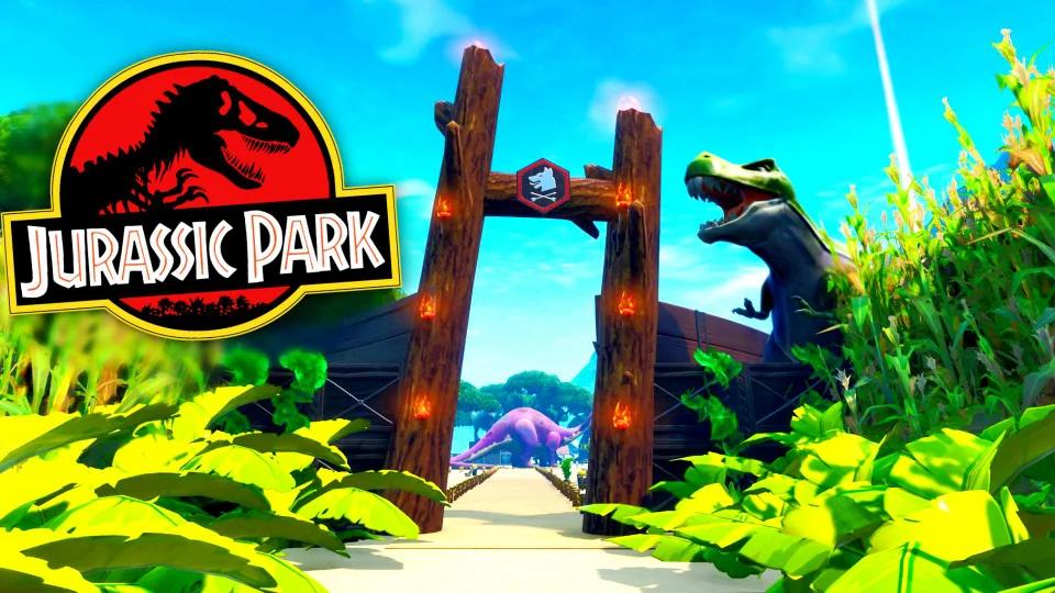 Jurassic Park Prop Hunt 5609 6169 5997 Khubeb786 Jurrasic Park Park Creative Games