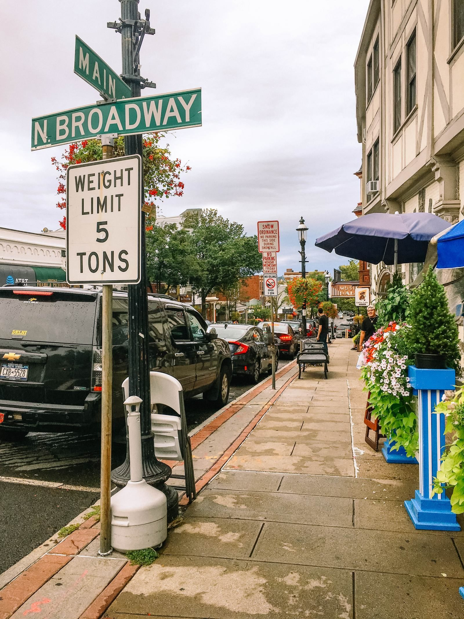 An October weekend in Tarrytown, New York Day trip to