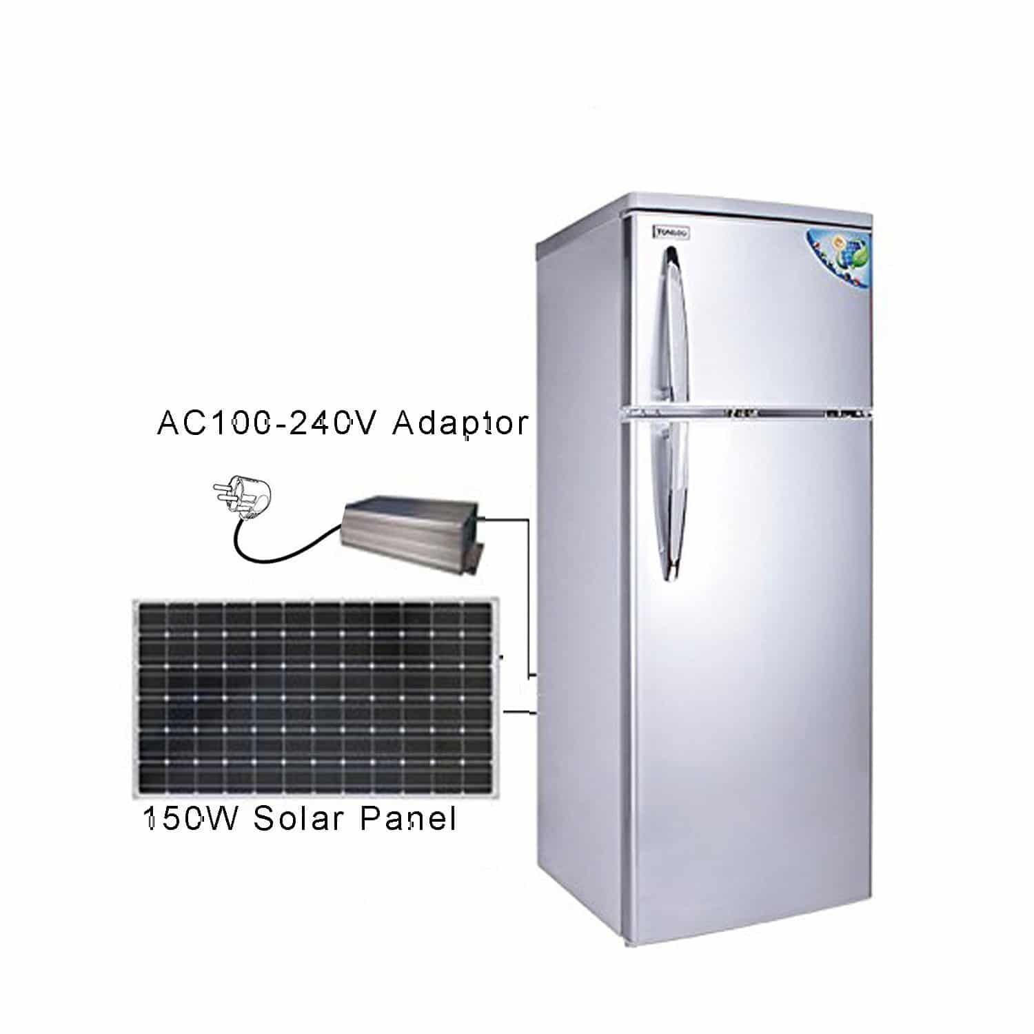Best Off Grid Refrigerator Options To Consider Backdoor Survival Solar Refrigerator Solar Heating Solar Panels