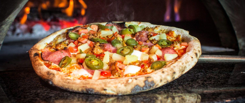 Persona pizzeria good pizza food culinary
