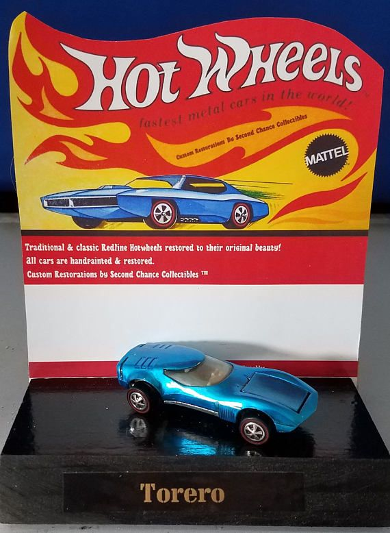 Listing All Cars >> Second Chance Collectibles Vintage Hot Wheels Red Line