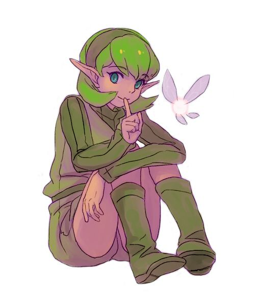Anime Picture Search Engine Green Eyes Green Hair Hairband Hirumae Nintendo Ocarina Of Time Pointy Ears Saria Smile T Legend Of Zelda Ocarina Of Time Legend