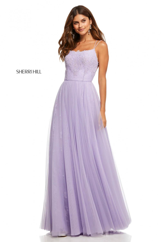Sherri Hill 52652 International Prom Association Lavender Prom Dresses Purple Prom Dress Light Purple Prom Dress [ 1500 x 1000 Pixel ]