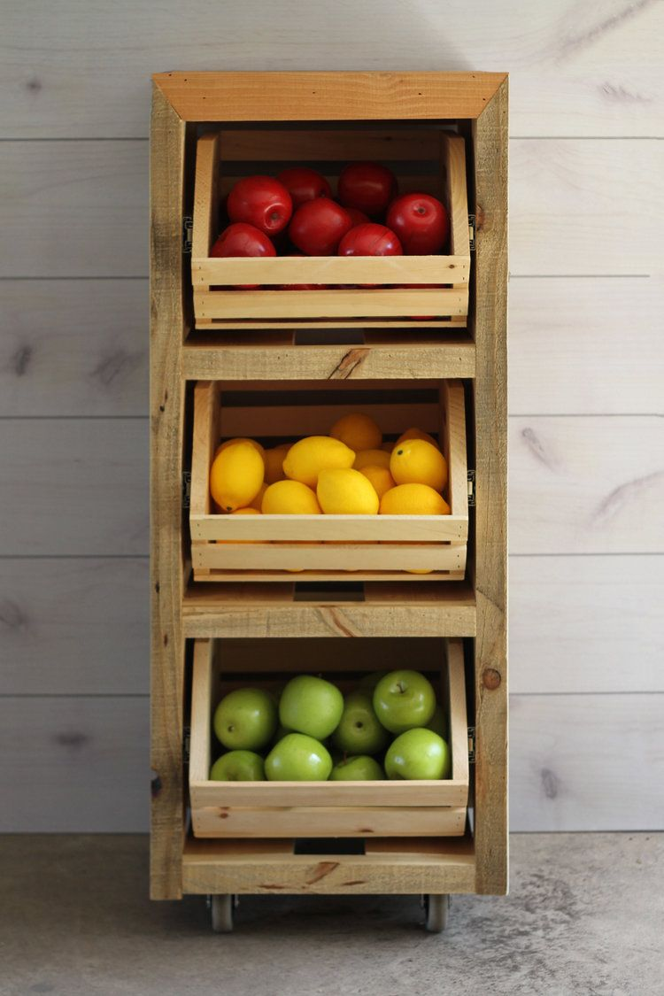 Vegetable Crate Stand Crates And Pallet Produce Storage Vegetable Crates Wood Crate Shelves