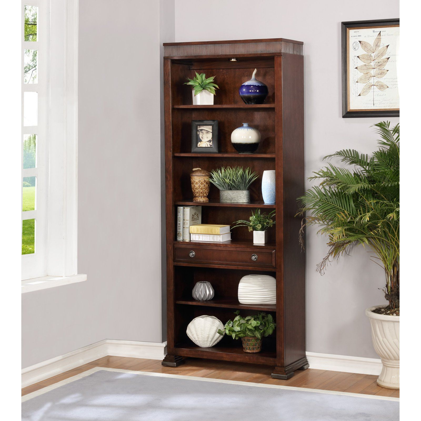 Turnkey Products Highland Park Bookcase