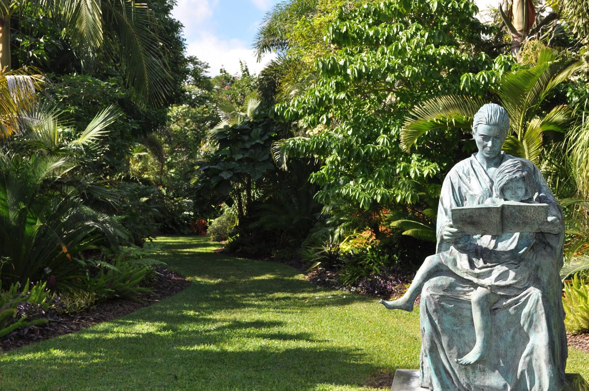 Mounts Botanical Garden Is An Oasis In The Heart Of The Palm Beaches.  Mounts Botanical Garden Displays Tropical And Subtropical Plants From  Around The World