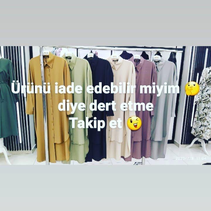 Ister değişim ister iade seçeneği ile.. yeni sezonda başlıyoruz!.. :) #moda #tesettur #tunik #kap#indirim#gençgiyim#stil#kıyafet#eşarp#gündem#yeni#mobil#pantalon#modapürk#whatsapp#instagram#facebook#magazin#makyaj#istanbul#dahaucuz#enucuz