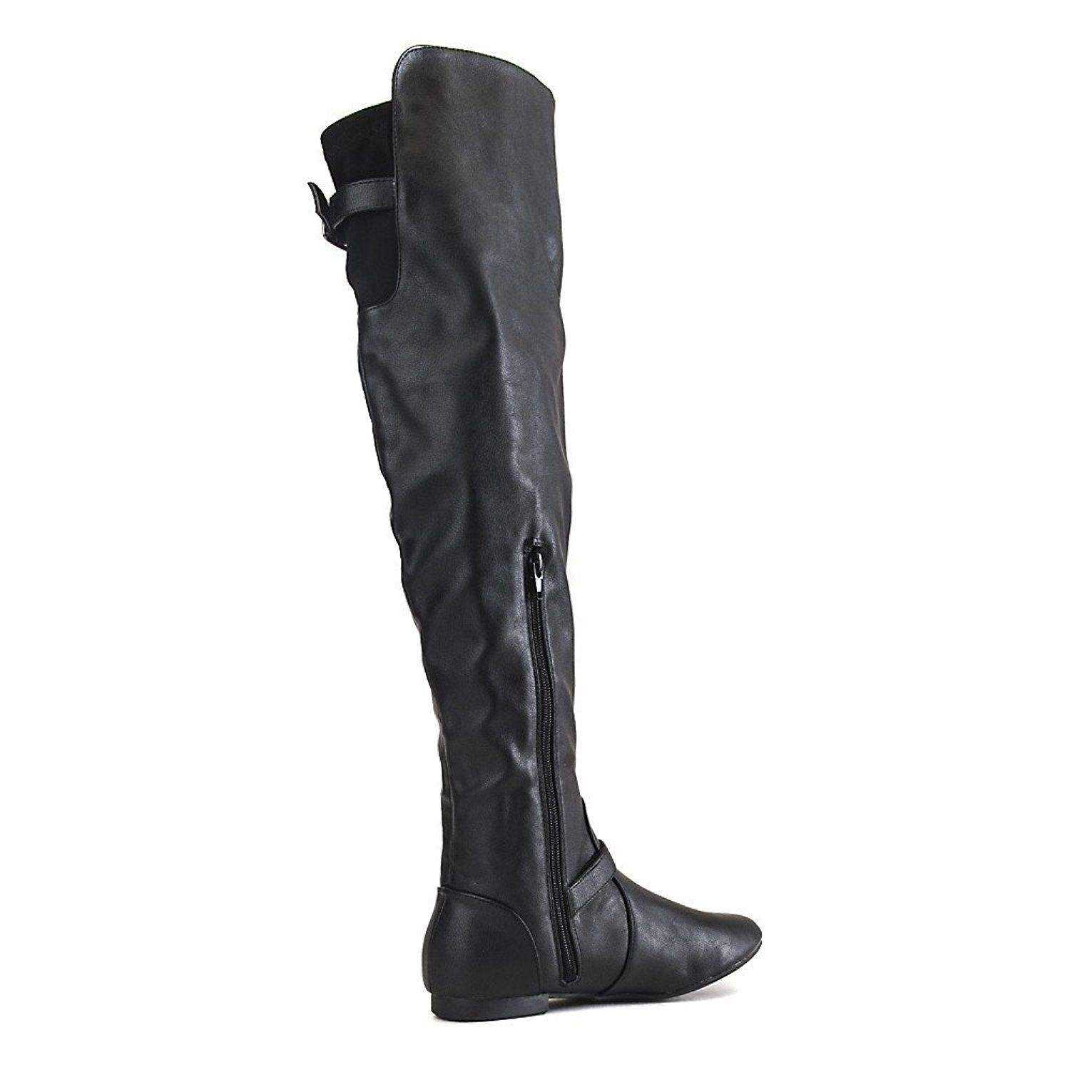 be52ab9f731fc Bamboo Women's Zoria-62 Thigh-High Boot Boot >>> This is an Amazon ...