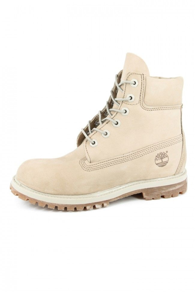 6fde56b9c65 Timberland Womens Boots Off White | Accessories | Timberlands shoes ...