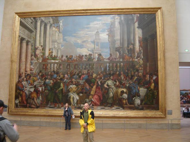 Versailles France Not Missouri Art Louvre Paris Painting