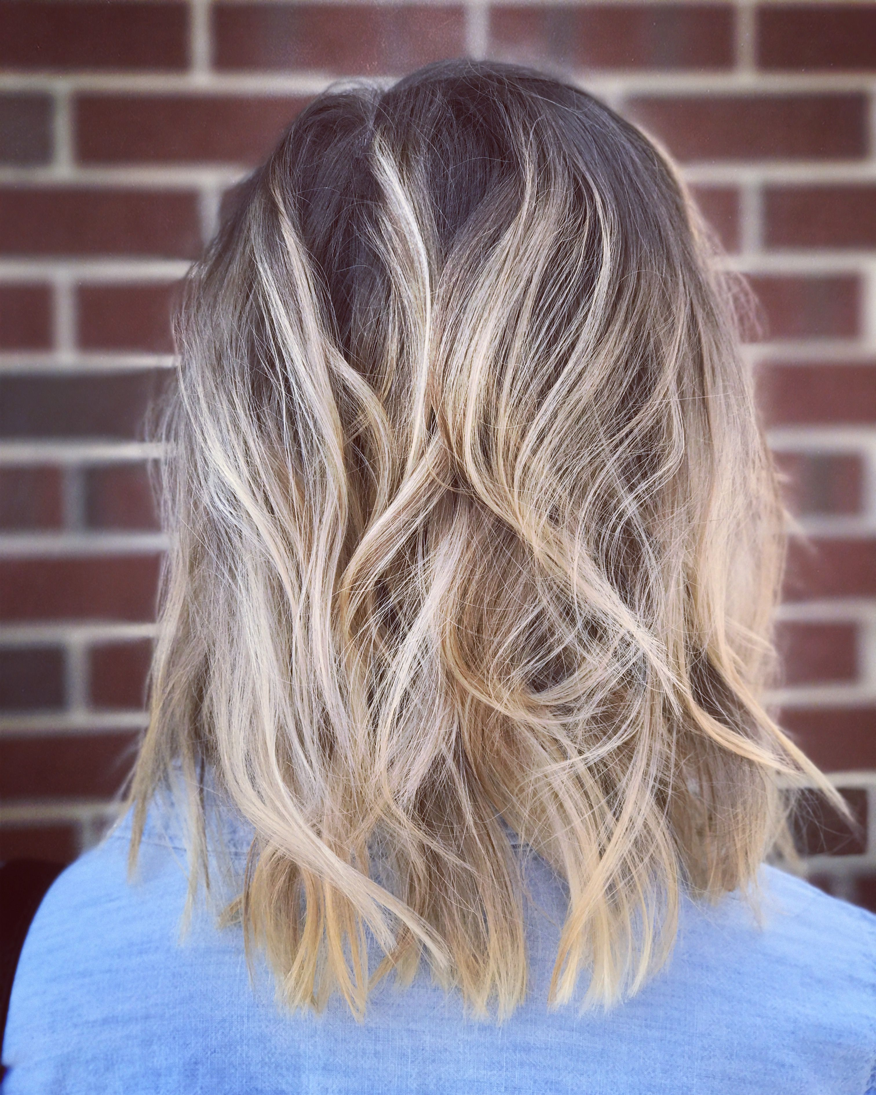 32++ Blonde with shadow root ideas