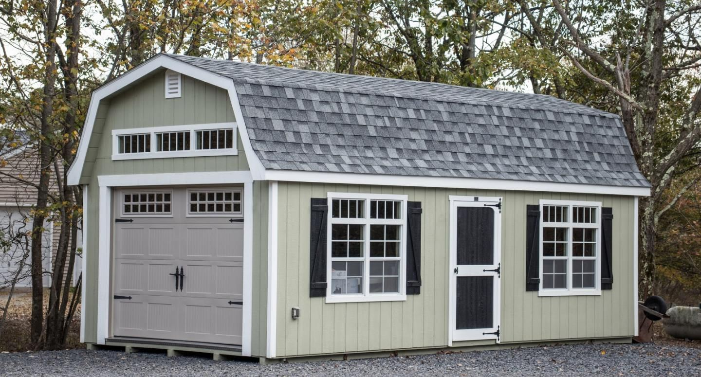 Homeowner's Guide to a 12x20 Portable Garage Portable