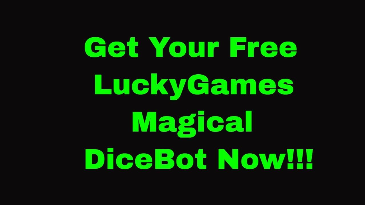 Lucky Games Script 2018 | Get Your Free Magical LuckyGames