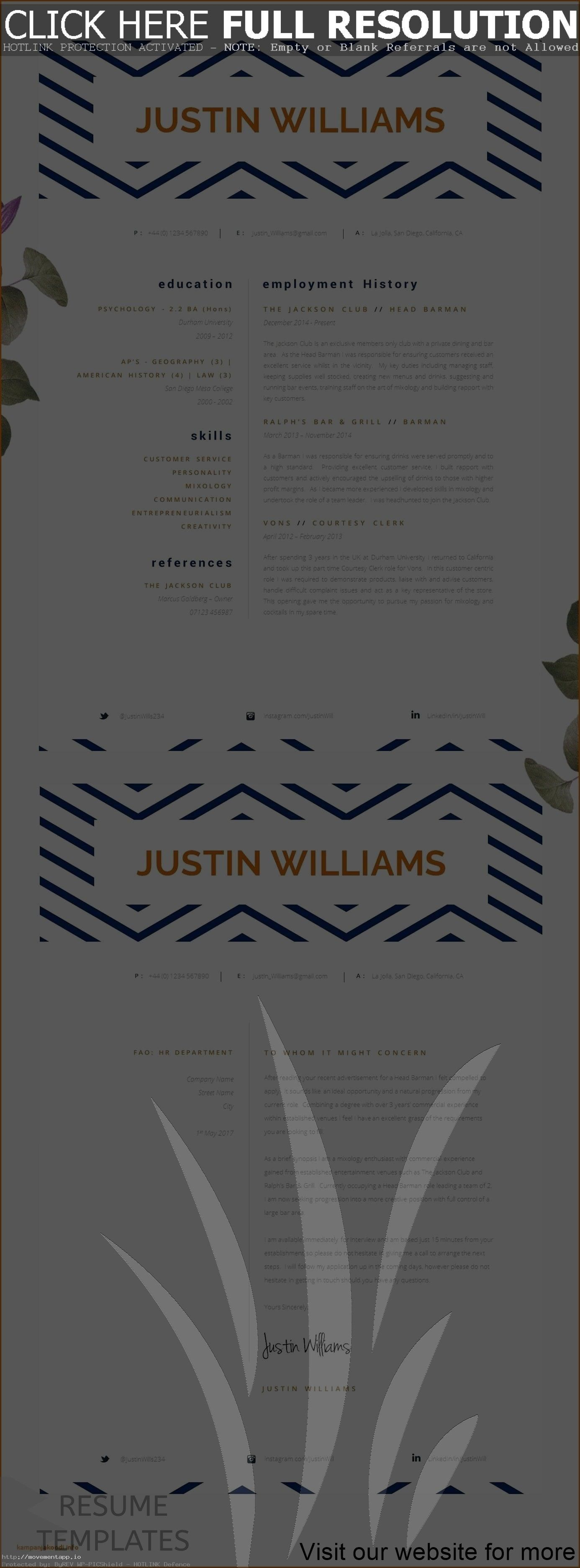 36 Free Resume Template Download Printables In 2020 Free Resume Template Download Resume Template Free Downloadable Resume Template