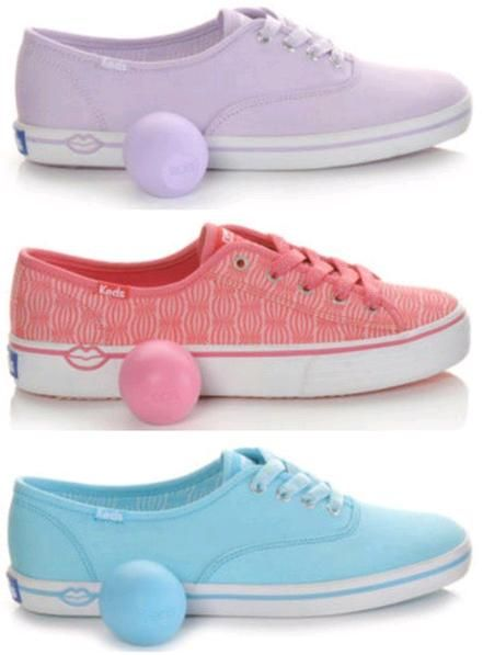 20d69708ec8 NEW Limited Edition eos + Keds Collection Picked up the strawberry color at  shoe carnival and love them