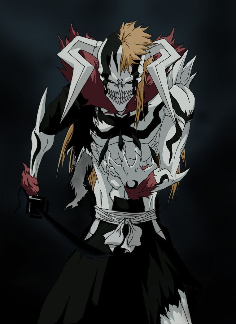 Hell Verse: Hollow Berserker by Tridyrium on deviantART | bleach ...