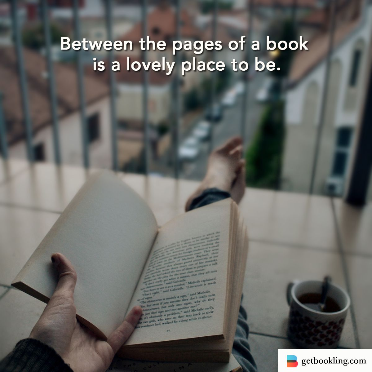 book lovers are here!