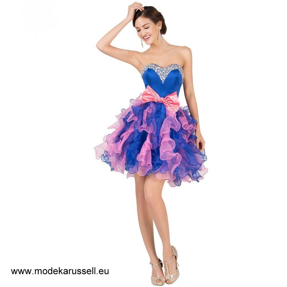 Buntes Cocktailkleid Party Kleid | Cocktailkleider 2018 | Pinterest ...